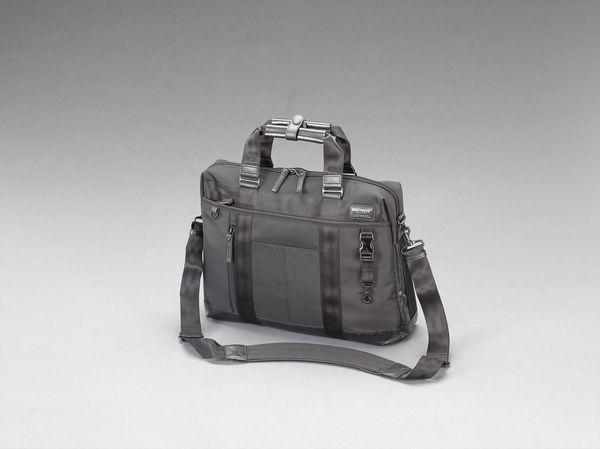 【メーカー在庫あり】 エスコ ESCO 410x310x 70mm ビジネスバッグ EA927AW-41 JP店