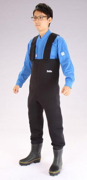 【メーカー在庫あり】 エスコ ESCO 28.0cm 水中長靴(スパイク底) EA998XE-28 JP店