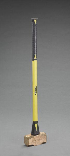 【メーカー在庫あり】 4.5kg/ mm 銅大ハンマー(グラスファイバ 000012289276 JP店