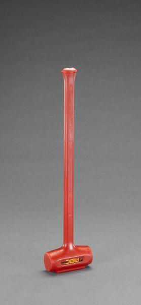 【メーカー在庫あり】 5.44kg/83mm 無反動大ハンマー(ポリウ 000012289284 JP店