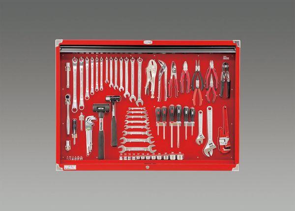 【メーカー在庫あり】 [77個組] 工具セット(シャッター付) 000012289581 JP店