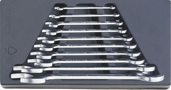 【メーカー在庫あり】 10本組 / 6-32mm 両口スパナセット 000012289610 JP店