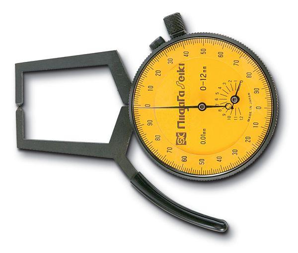 【メーカー在庫あり】 0-12mm ダイヤルキャリパゲージ(外測 000012291279 JP店