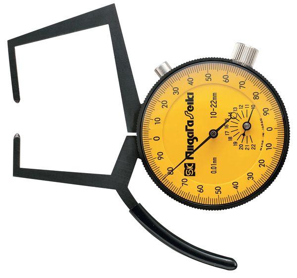 【メーカー在庫あり】 10-22mm ダイヤルキャリパゲージ(外測 000012291280 JP店
