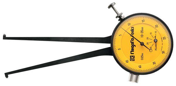 【メーカー在庫あり】 10-35mm ダイヤルキャリパゲージ(内測 000012291292 JP店