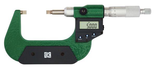 【メーカー在庫あり】 25- 50mm デジタルマイクロメーター(ブレー 000012291349 JP店