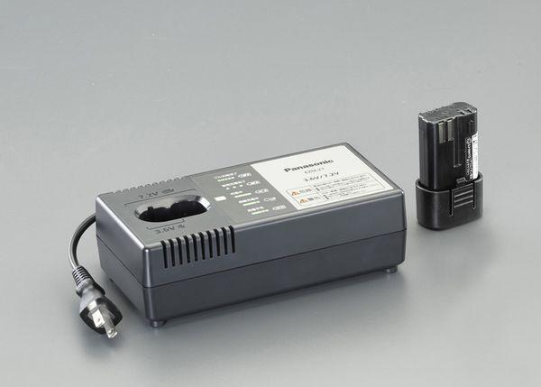 【メーカー在庫あり】 DC7.2V 充電池&充電器セット 000012291929 JP店