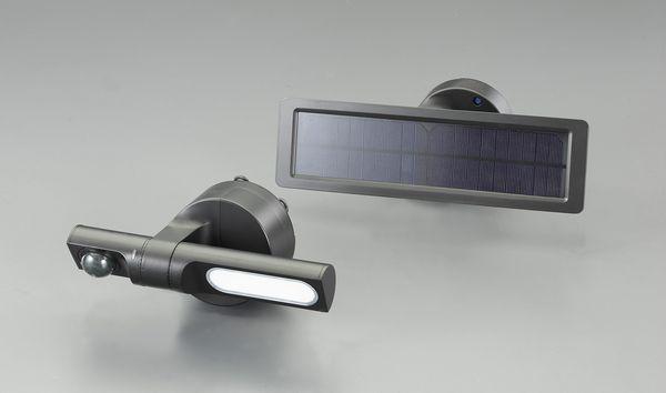 【メーカー在庫あり】 LEDセンサーライト(ソーラー式) 000012295779 JP店