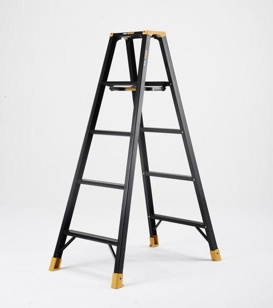 【メーカー在庫あり】 1.42mm はしご兼用脚立(ワイドステ 000012292543 JP店