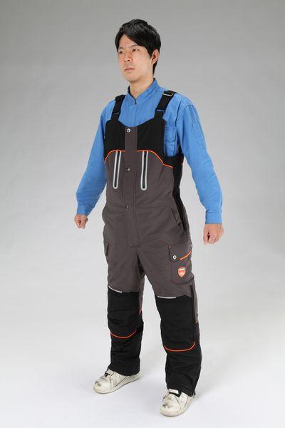【メーカー在庫あり】 [S] 防寒ズボン (黒/灰) 000012295009 JP店