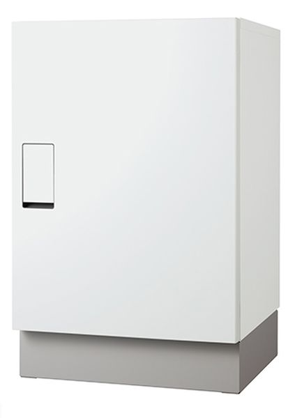 【メーカー在庫あり】 450x400x700mm 宅配ボックス(ホワイト) 000012293868 JP店