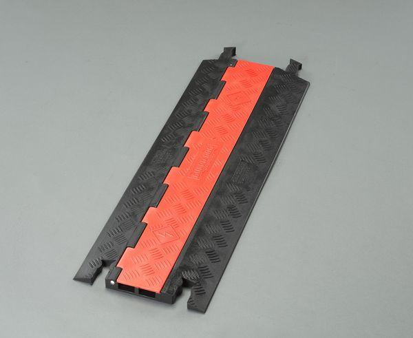 【メーカー在庫あり】 914x303x32mm ケーブルプロテクター(2溝/ 000012294107 JP店