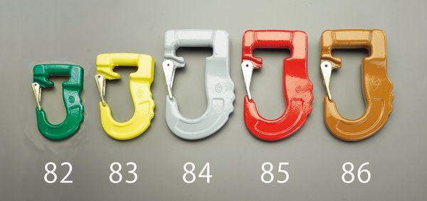 【メーカー在庫あり】 3.0ton スリングフック(黄) 000012295379 JP店