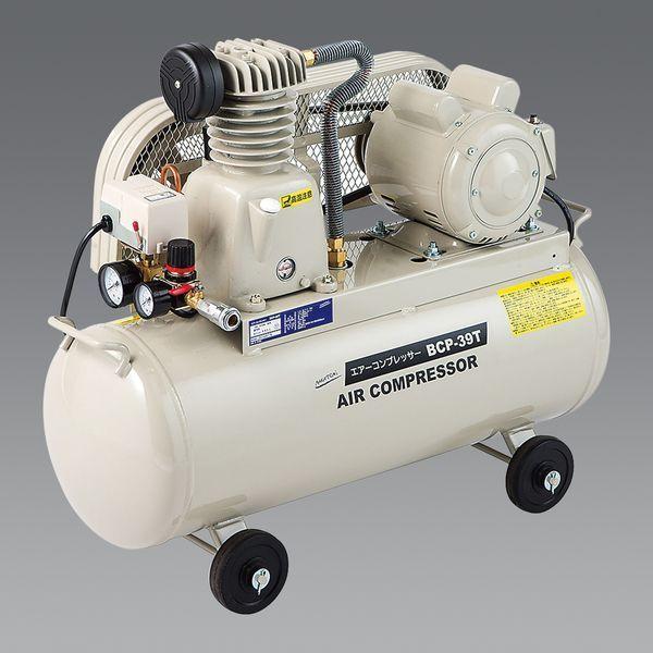 【メーカー在庫あり】 AC100V/0.85kW エアコンプレッサー(タンク39 EA116PN-1 JP店
