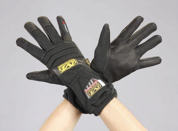 【メーカー在庫あり】 [L] 手袋・メカニック(難燃タイプ・ロング EA353BZ-93 JP店