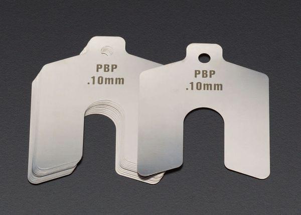 【メーカー在庫あり】 0.10mm/125x125mm スロッテッドシム(ス EA440EK-73 JP店
