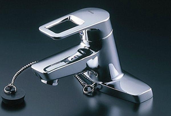【メーカー在庫あり】 シングル混合水栓 EA468CY-5A JP店