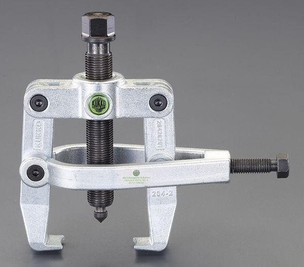 【メーカー在庫あり】 150mm 2本爪プーラー(サイドクランプ) EA500AE-150 JP店