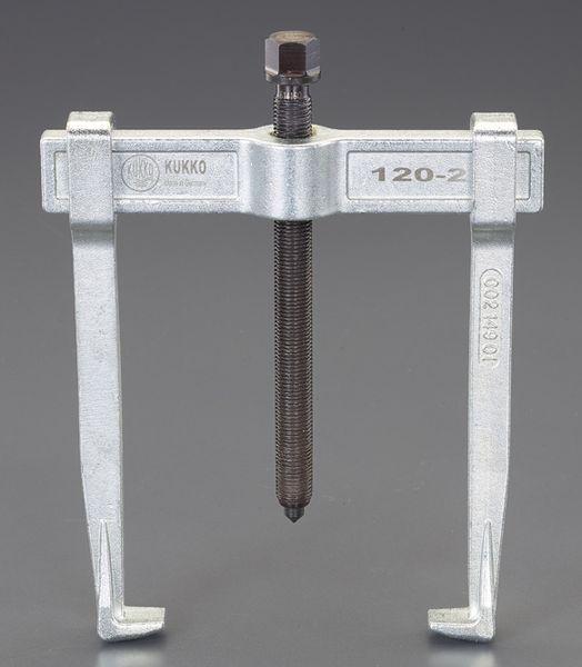 【メーカー在庫あり】 125mm 2本爪プーラー EA500AP-125 JP店