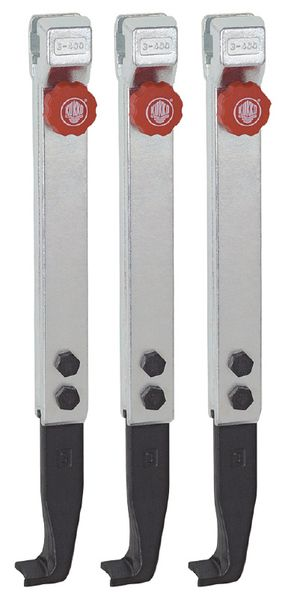 【メーカー在庫あり】 400mm [EA500BG-250用]アーム(3本組 EA500BG-8 JP店
