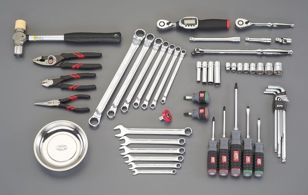【メーカー在庫あり】 [53個組] 工具セット(12-60N・mデジ EA612SB-12 JP店