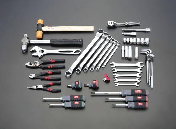 【メーカー在庫あり】 [48個組] 工具セット EA612SB-35A JP店