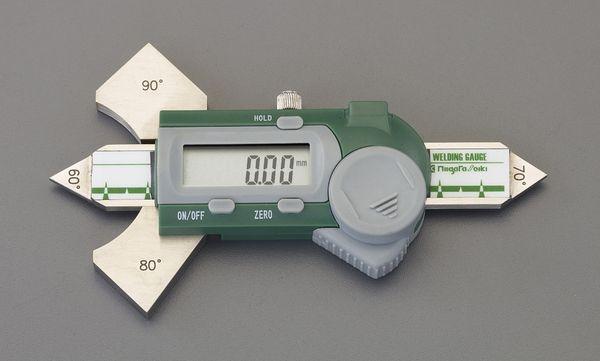 【メーカー在庫あり】 デジタル溶接ゲージ EA719K-40A JP店