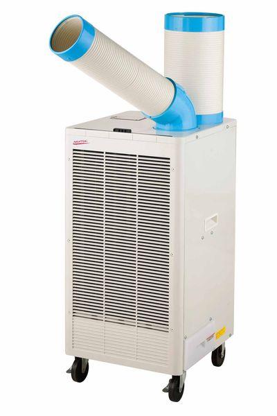 【メーカー在庫あり】 AC100V スポットエアコン(一口型/自動 EA897TE-1A JP店