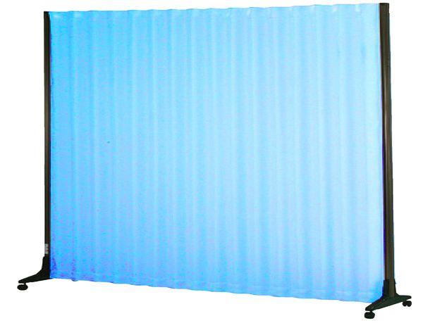 【メーカー在庫あり】 320-1800x360x1650mm 伸縮パーテ EA954EA-402 JP店