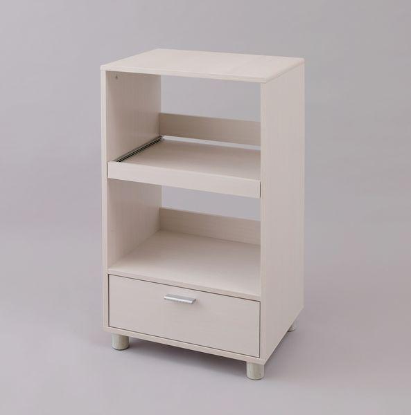 【メーカー在庫あり】 500x370x938mm キッチンボード(ホワイト EA954FB-166 JP店