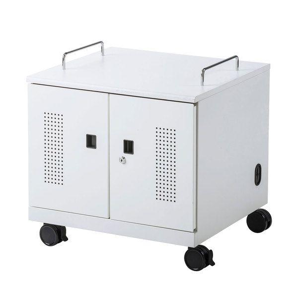 【メーカー在庫あり】 600x550x616mm ノートパソコン収納キャ EA954HC-343 JP店