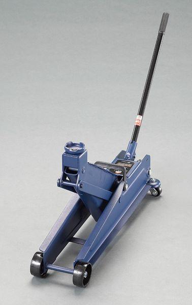 【メーカー在庫あり】 3.0ton/148-530mm トロリージャッキ EA993LC-3B JP店