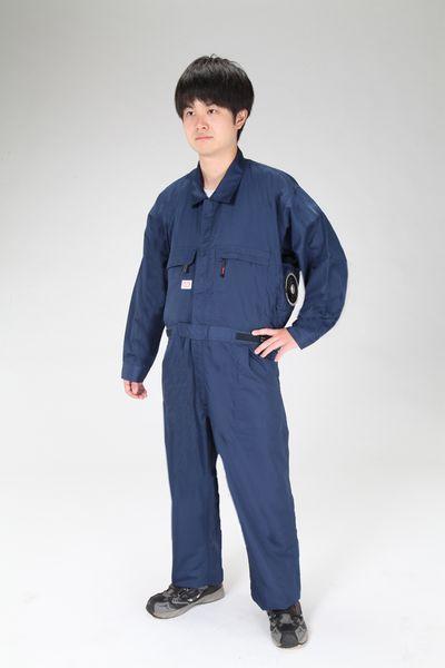 【メーカー在庫あり】 [L] 空調継ぎ作業服(送風ファン付 EA996AM-122 JP店