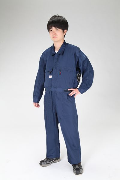 【メーカー在庫あり】 [LL] 空調継ぎ作業服(本体のみ/ EA996AM-23 JP店