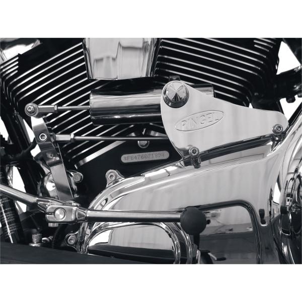【USA在庫あり】 ピンゲル PINGEL ボルトオン スピード シフター キット 07年-16年 ツーリング、トライク 1601-0154 JP店