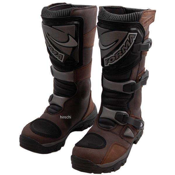 フォーマ FORMA ブーツ OFF ADVENTURE ブラウン 45サイズ 28cm 4950545115485 JP店