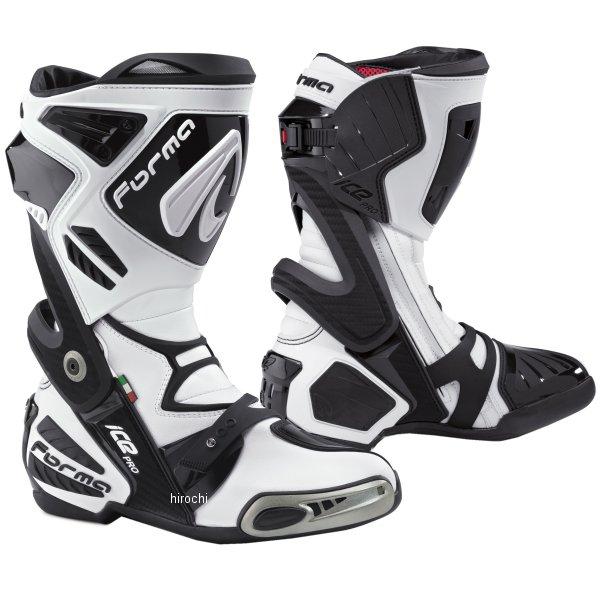 【メーカー在庫あり】 フォーマ FORMA ブーツ ON ICE PRO 白 40サイズ 25.5cm 4950545115577 JP店