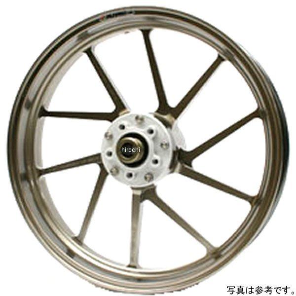 ゲイルスピード GALE SPEED フロントホイール TYPE-R 350-17 BMW K1300S、R、GT 09 ガンメタ 28393022 JP店