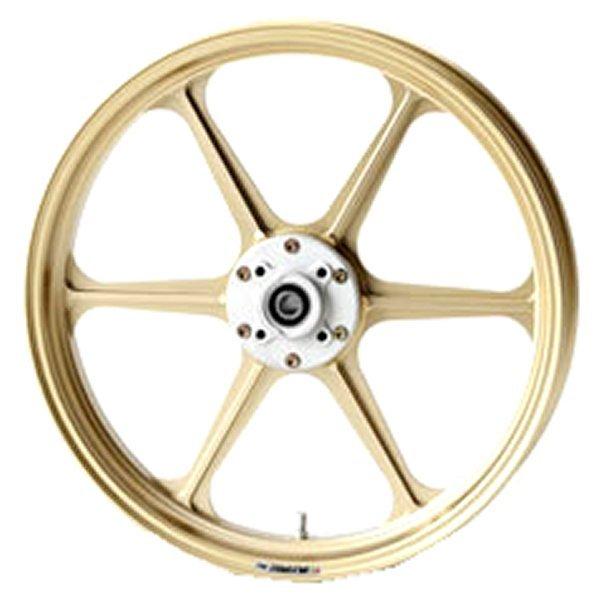 ゲイルスピード リアホイール TYPE-N 550-17 ドゥカティ GT1000、Paul Smart1000、SPORT1000 ゴールド ガラスコート 28695106Q JP店
