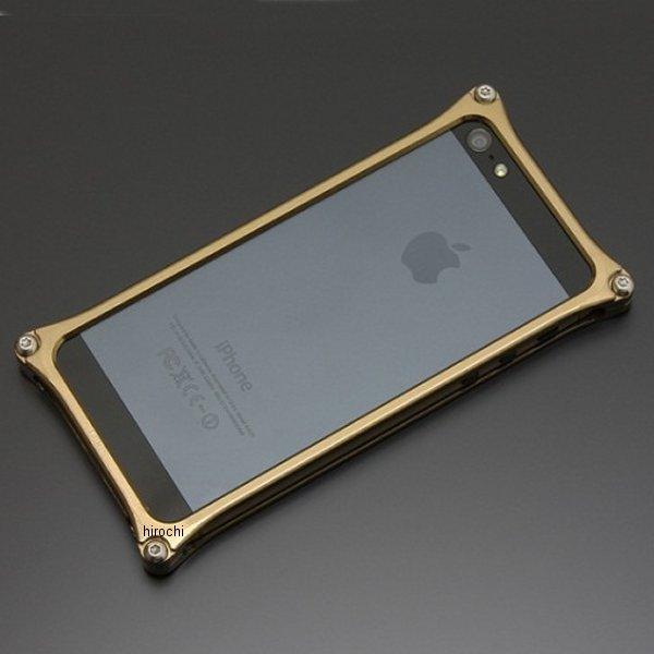 ギルドデザイン ソリッドバンパー iPhone5 チタン GI-222T JP店