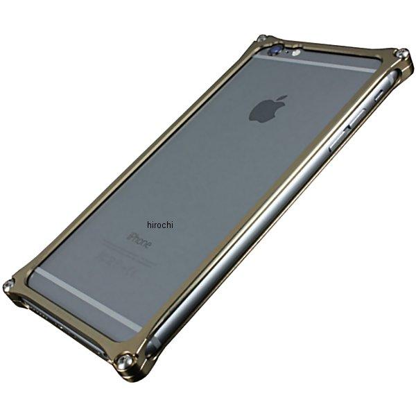 41115 ギルドデザイン ソリッドバンパー iPhone6Plus チタン GI-252T JP店
