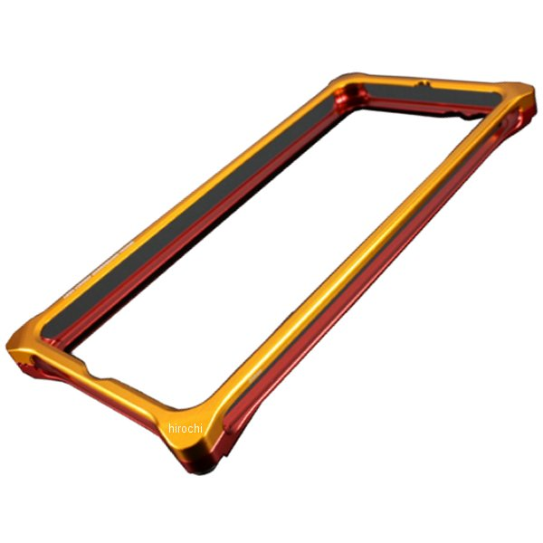 41206 ギルドデザイン ソリッドバンパー iPhone6 (エヴァンゲリオン2号機) GIEV-242GRT JP店