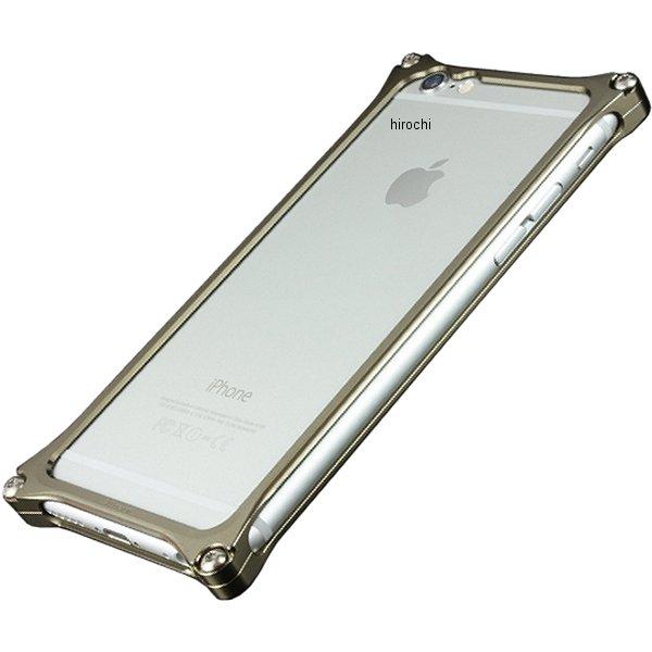 41401 ギルドデザイン ソリッドバンパー for iPhone6/6S チタン GI-242T JP店