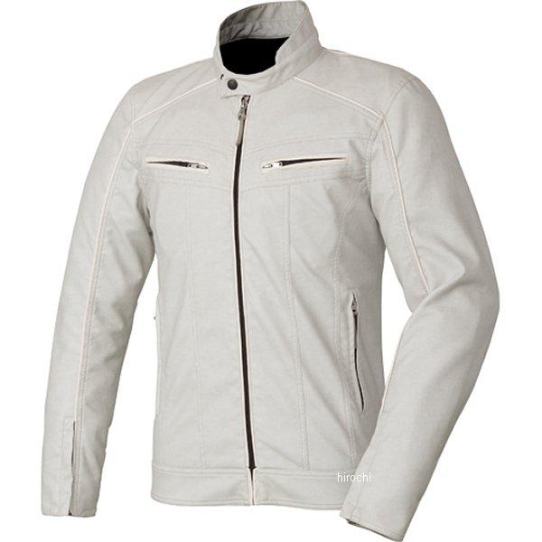 ゴールドウイン GOLDWIN 春夏モデル シンセティックスリムレザージャケット パールホワイト Mサイズ GSM12608 JP店