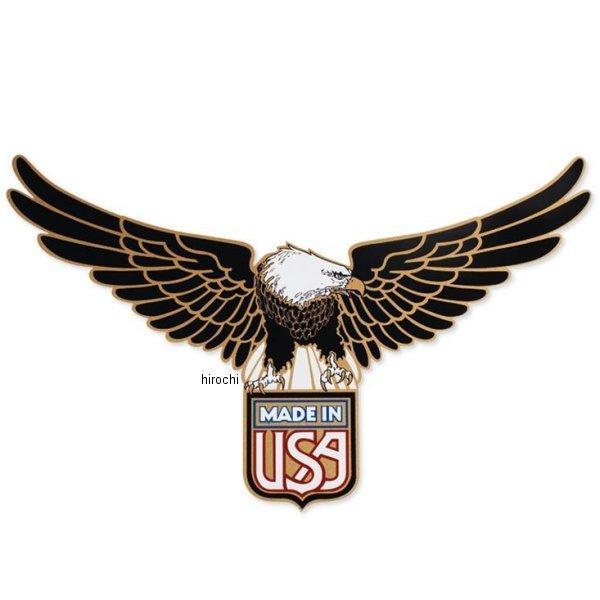【USA在庫あり】 ハーレー純正 イーグル・フェアリングデカール 13年以前 FL、FLH 14093-84 JP店