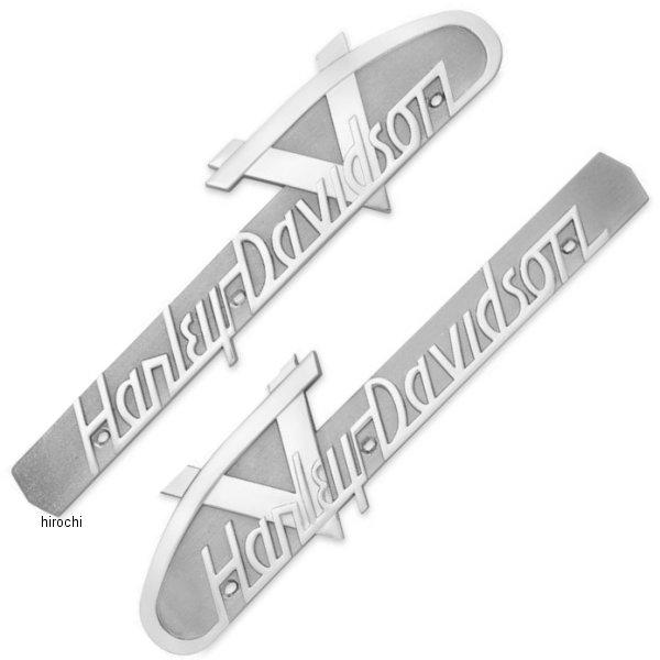 【USA在庫あり】 ハーレー純正 ネームプレート 5年-56年 FL 61814-55T JP店