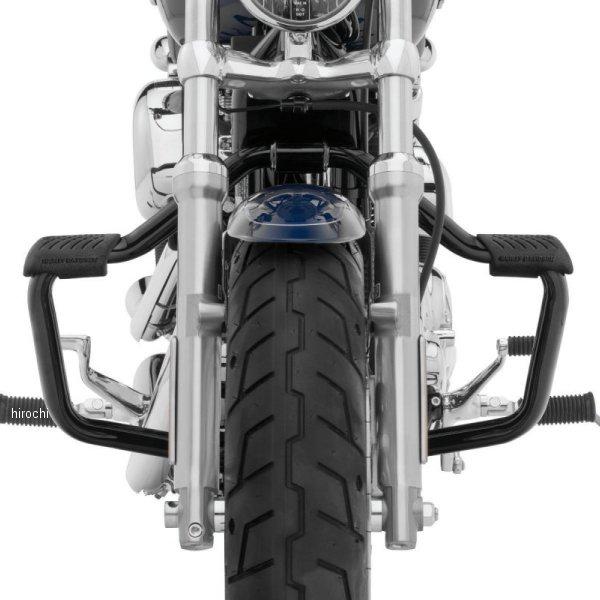 【USA在庫あり】 ハーレー純正 マスタッシュ・エンジンガード 04年以降 XL グロスブラック 49000006 JP店