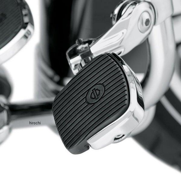 【USA在庫あり】 ハーレー純正 ミニフットボードキット ラージ 4インチ(102mm)クローム 50500109 JP店
