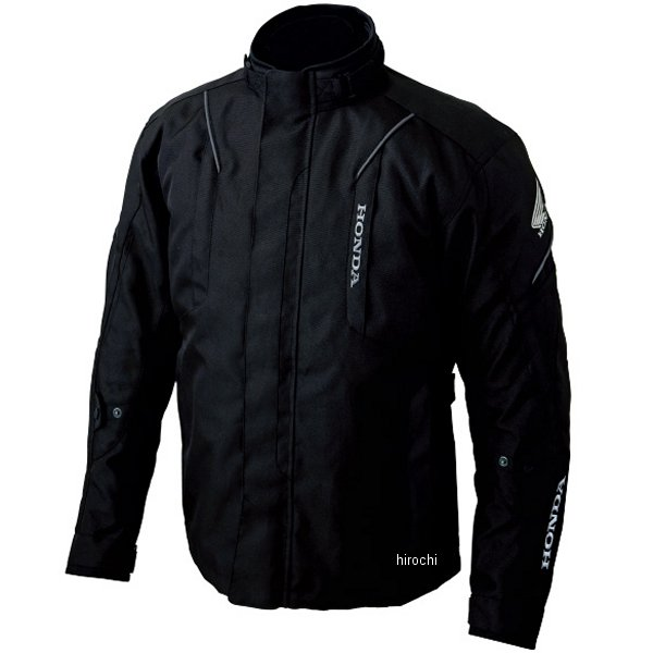 ホンダ純正 秋冬モデル オールウェザーライディングジャケット 黒 LLサイズ 0SYES-X3X-K JP店