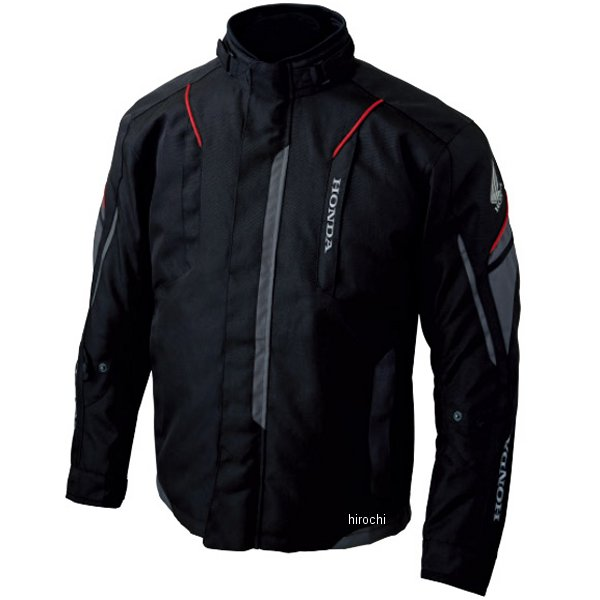 ホンダ純正 秋冬モデル オールウェザーライディングジャケット グレー 3Lサイズ 0SYES-X3X-N JP店